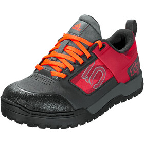 adidas Five Ten Impact Pro TLD Chaussures pour VTT Homme, carbon/strong red/solar red